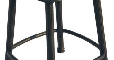 Darlee Outdoor Living Backless Cast Aluminum Counter Height Stool throughout Outdoor Counter Height Bar Stools