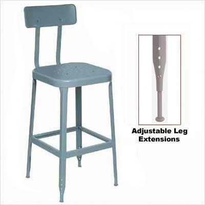 Decor Of Metal Bar Stool With Back Amerihome 2 Piece Metal Counter regarding The Brilliant and also Gorgeous adjustable metal bar stools with regard to Dream