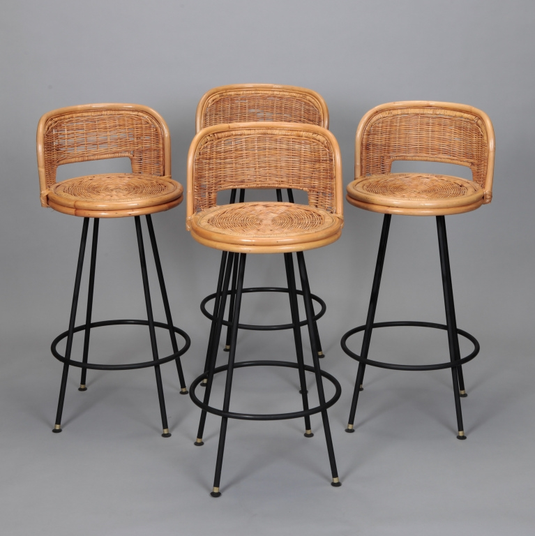 Design For Rattan Bar Stool Ideas 24322 with Wicker Bar Stool