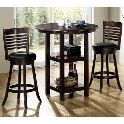 Dining Room Dining Table Use With Existing Bar Stools Jofran intended for Bar Stool Table