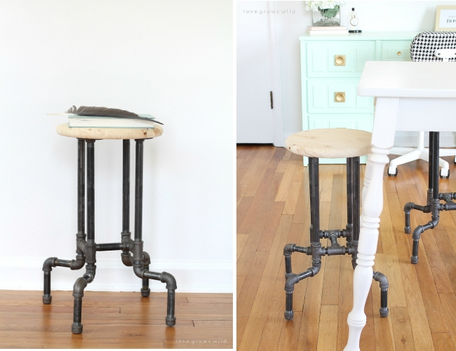 Diy Bar Stools 5 Ways To Build Yours Bob Vila intended for diy bar stools with regard to Your house