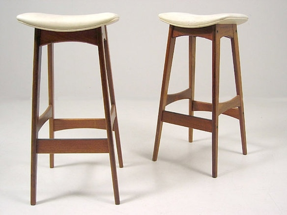 Download Mid Century Modern Bar Stools Woodworking Plans for Mid Century Bar Stools