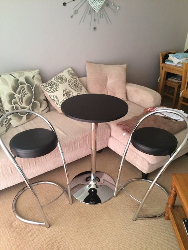 Effezeta Bar Stools Amp Table In Portsmouth Hampshire Gumtree regarding Effezeta Bar Stool