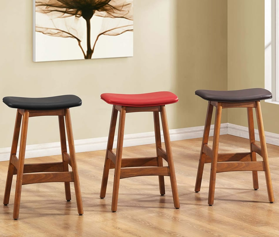 Elegance Backless Bar Stools Chair Designs Chair Designs within wood backless bar stools regarding Existing Household