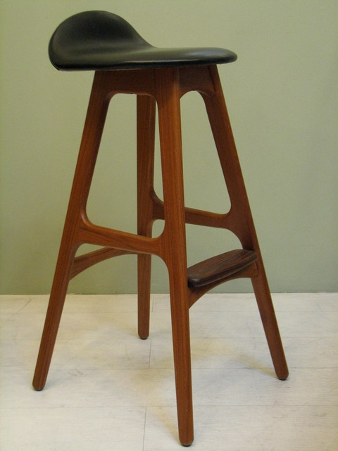 Erik Buck Mid Century Counter Stool Control Brand Mcm Bar Stools for Mid Century Modern Bar Stool