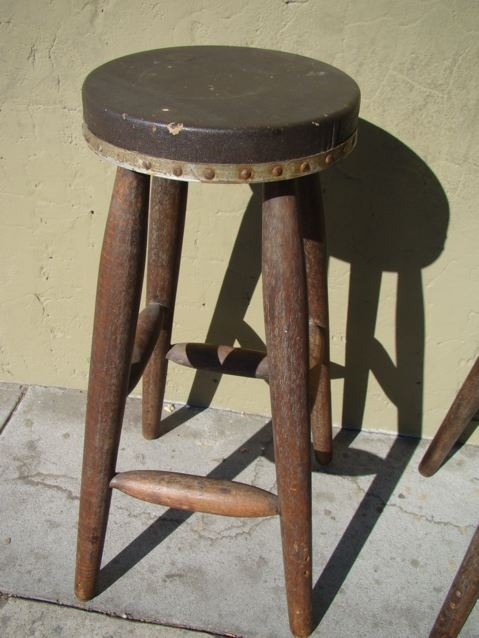 F310 2 with old bar stools pertaining to Found Property