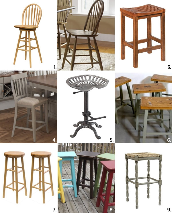 Farmhouse Bar Stools Eatwell101 pertaining to Incredible  farmhouse bar stools regarding Really encourage