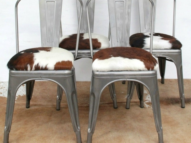 Faux Cowhide Bar Stools Home Design Ideas inside The Most Brilliant and Lovely cowhide bar stools with regard to Household