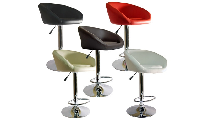 Faux Leather Breakfast Bar Stools Venus Eclipse 58 Off pertaining to faux leather bar stools regarding Your own home