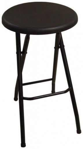 Folding Bar Stools Foter throughout Collapsible Bar Stool