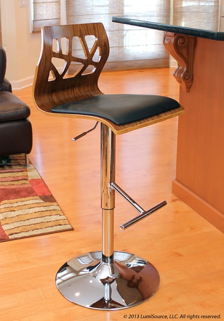 Folia Bar Stool Contemporary Chicago Lumisource pertaining to Amazing  lumisource bar stools intended for House