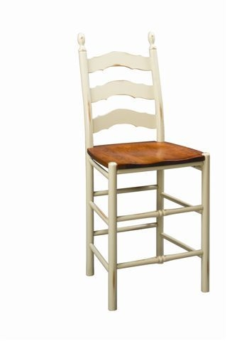 French Country Bar Stool From Dutchcrafters Amish Furniture intended for Amazing in addition to Lovely country bar stools intended for Home