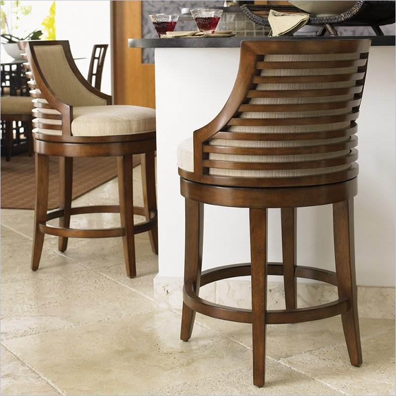 French Country Kitchen Bar Stools Of Kitchen Furniture Themed with Kitchen Bar Stools With Backs Swivel