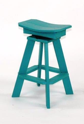 Furniture Company Claremont Nc in Teal Bar Stools