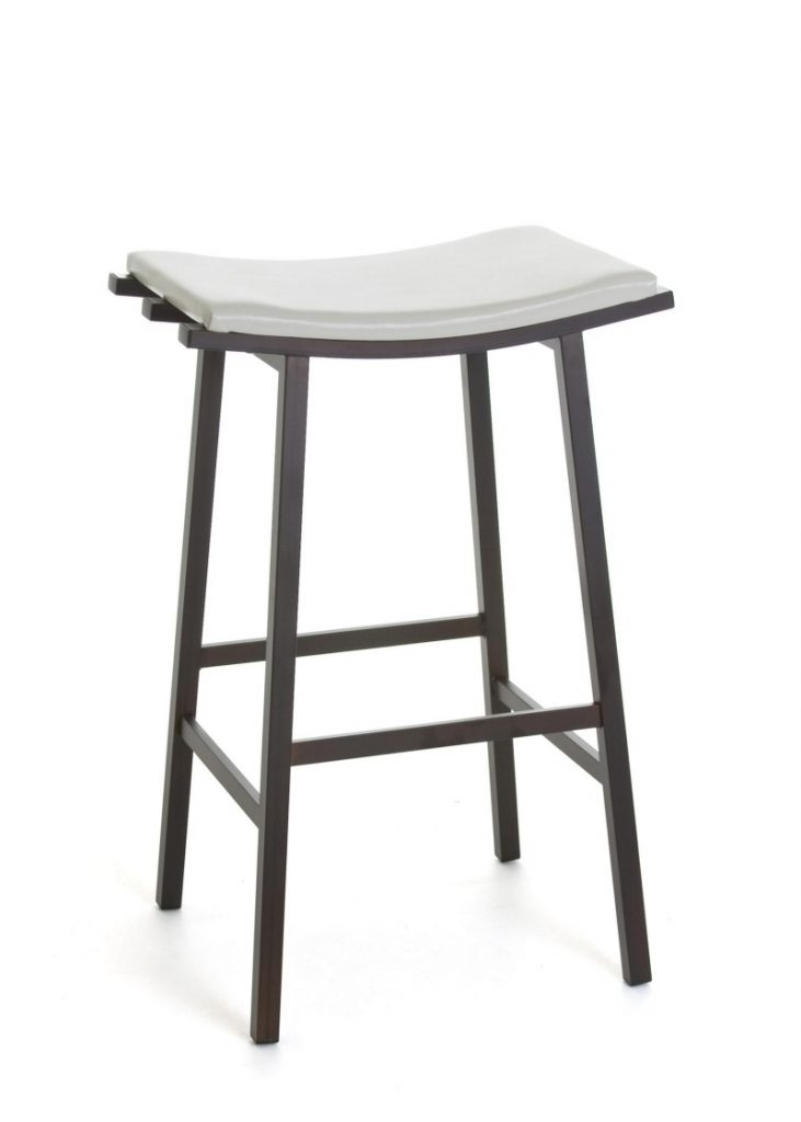 Furniture Discounted Wood Saddle Bar Stools Counter Stools With 24 pertaining to 24 Inch Saddle Bar Stools