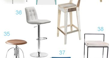 Get The Look 72 Bar Amp Counter Stools Stylecarrot inside Room And Board Bar Stools