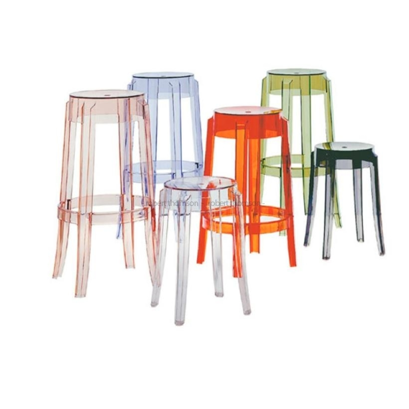 Ghost Bar Stools Acrylic Bar Stools with regard to The Most Brilliant and also Gorgeous small bar stools intended for Property