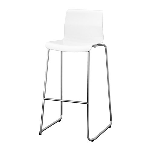 Glenn Bar Stool 30 38 Quot Ikea inside White Bar Stools Ikea