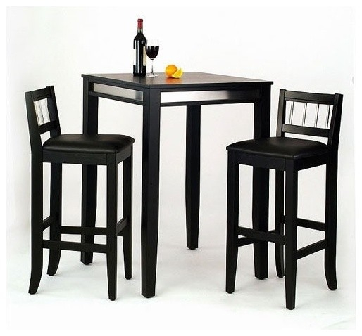 Gorgeous Bar Stool And Table Set Bar Stool Table Dugedvrlistscom throughout bar stools and tables for Invigorate