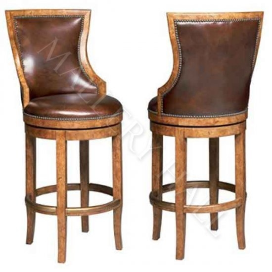 Gorgeous Leather Swivel Bar Stool Swivel Bar Stools Beautiful in Leather Bar Stools Swivel