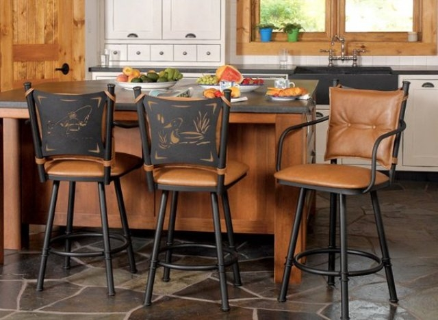 Great Bar Kitchen Table Wine Rack Pertaining To Bar Stool Kitchen in Kitchen Bar Stools Counter Height