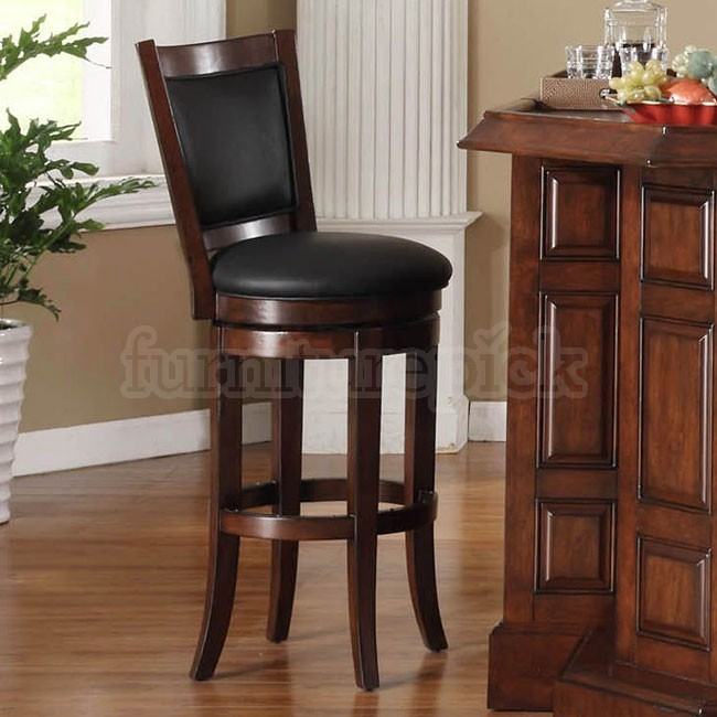 Guinness 30 Inch Armless Barstool Set Of 2 Eci Furniture pertaining to 35 Inch Bar Stools