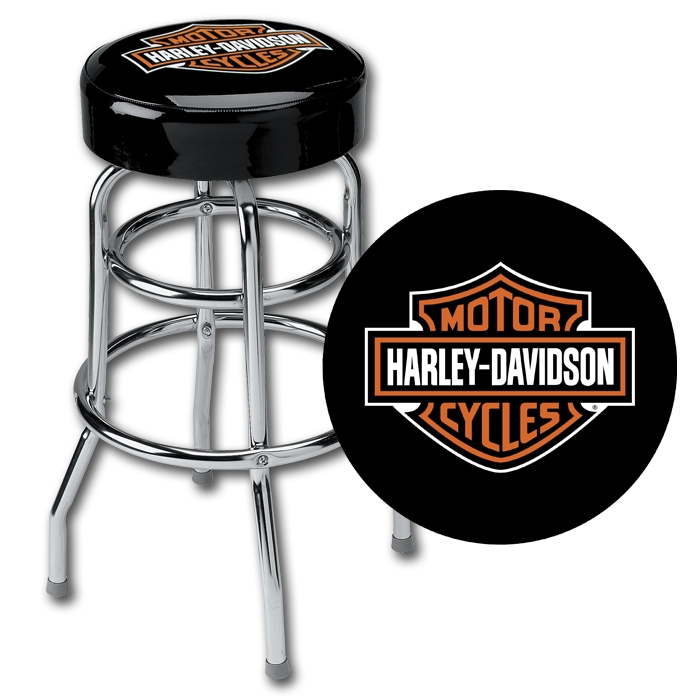 Harley Bar Stool Bar Accessories Valet Humidor Etc for Awesome in addition to Gorgeous harley bar stools regarding Home