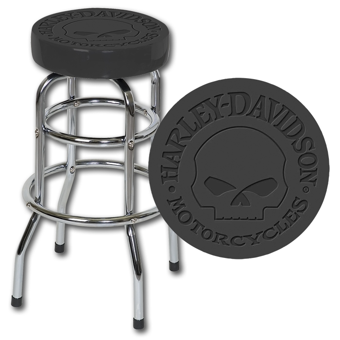Harley Davidson Bar Stools Beveragefactory throughout Harley Bar Stools