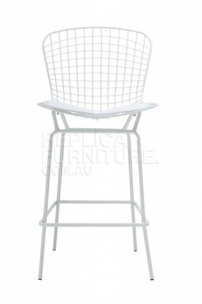 Harry Bertoia Wire Bar Stool Foter intended for Amazing  wire bar stools regarding Wish