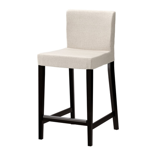 Henriksdal Bar Stool With Backrest 30x19 Quot Ikea for bar stool with backrest with regard to Your own home