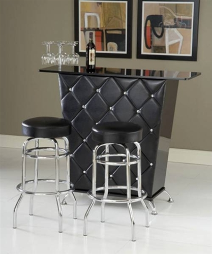 Amerihome 22 In To 30 In Adjustable Bar Stool Set With Table In regarding The Most Elegant along with Attractive bar stool set with regard to  Property