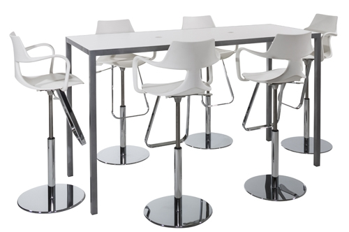 High Table And Bar Stools Design Bug Graphics intended for Bar Stools And Tables