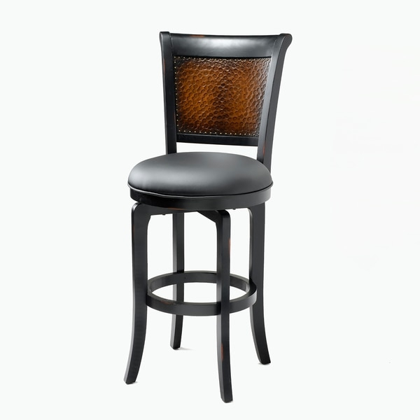 Hillsdale Furniture39s Salerno Swivel Bar Stool 17351443 pertaining to Hillsdale Swivel Bar Stool