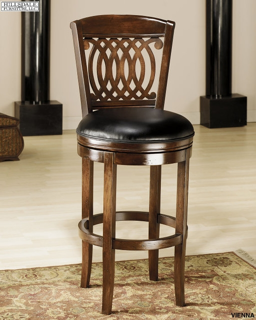 Hillsdale Vienna Swivel 31 Inch Barstool Contemporary Bar with regard to The Most Awesome  31 inch bar stools for Encourage