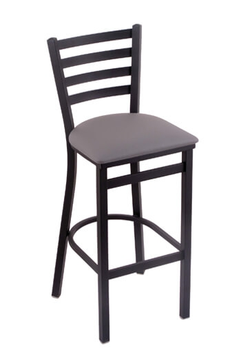 Holland Jackie Non Swivel Bar Stool Wcushion 25quot 26quot 30quot 34 with regard to non swivel bar stools regarding Your own home