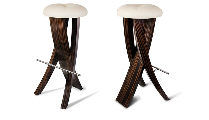 How To Choose The Right Bar Stool Height Corliving Blog inside bar stool counter height for Found Household