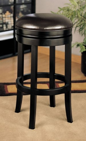 How To Choose The Right Swivel Bar Stool Overstock throughout Backless Swivel Bar Stools