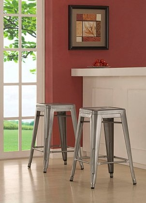 How To Decorate With Bar Stools Overstock inside bar stools overstock pertaining to Residence