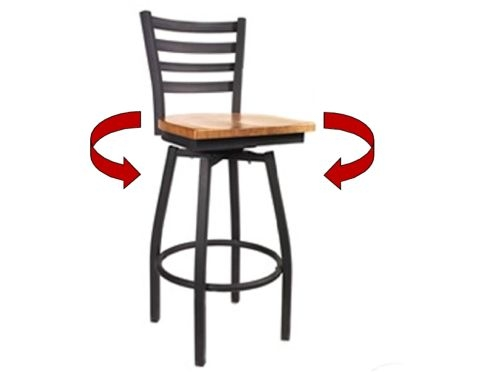 Indoor Bar Stools Amp Pub Height Stools Restaurant Furniture for restaurant swivel bar stools intended for The house