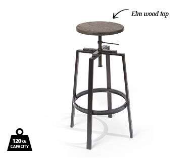 Industrial Bar Stool Aldi Australia Specials Archive within Aldi Bar Stools