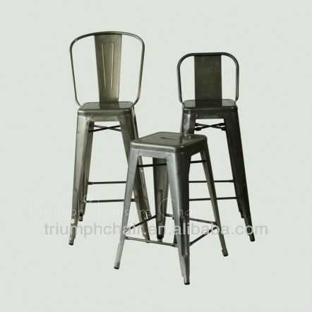 Industrial Bar Stools Industrial Bars And Antique Metal On Pinterest throughout Vintage Metal Bar Stools
