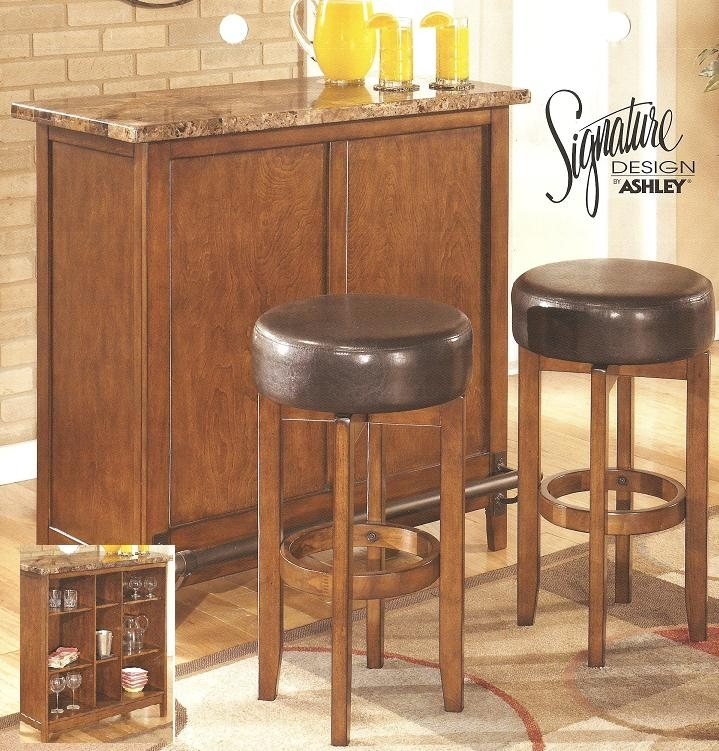 Inspiring Ashley Furniture Bar Stools Together With Dining Rooms with regard to bar stools tampa for Comfy