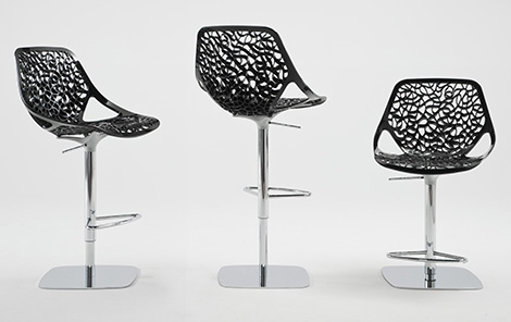 Interesting Chair Designs And Designer Bar Stools Casprini inside bar stool chairs with regard to Motivate