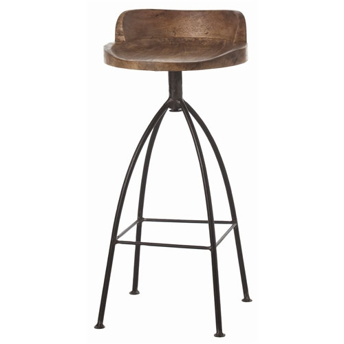 Iron Swivel Bar Stool Bellacor with The Incredible  28 bar stools intended for  Household