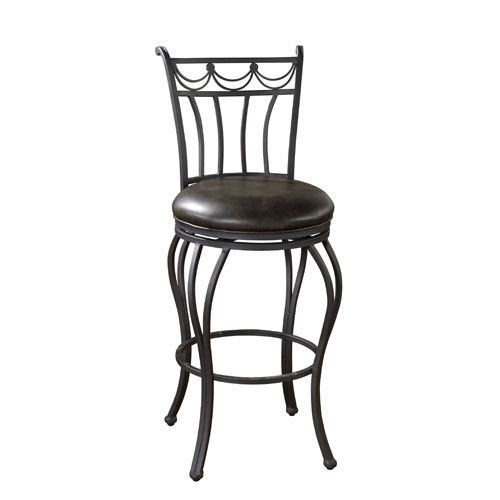 Iron Swivel Bar Stool Bellacor within The Awesome and Stunning iron bar stools regarding Household