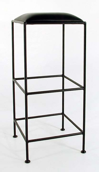 Iron Tall Modern Bar Stools Extra High 36 Inch Stools in Extra Tall Bar Stool