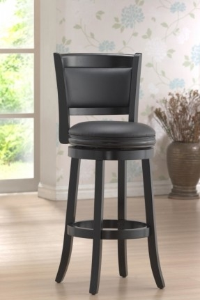 Italian Leather Bar Stools Foter regarding Leather Swivel Bar Stools With Backs
