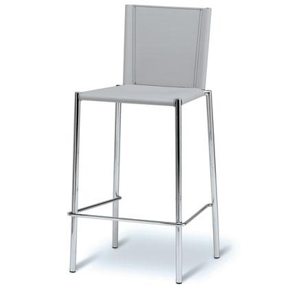 Josette Modern Chrome Bar Stool Gtgt Modern Contemporary Furniture pertaining to Stylish  chrome bar stool with regard to Your property