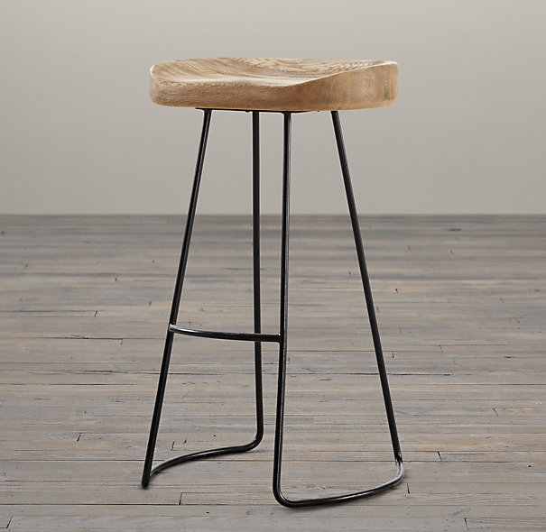 Kami Bar Stool Stools Pinterest Bar Stools Stools And Bar intended for Tractor Bar Stool