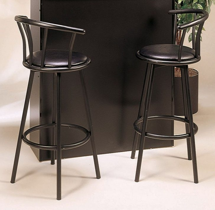 Kitchen Amazing Upholstered Swivel Bar Stool With Back With Grey in The Most Incredible  swivel bar stools no back regarding Motivate